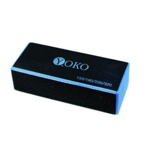Блок Yoko SBF 021 голубой(#150/180/220/320)