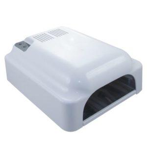 УФ-Лампа YOKO UV 36WF (4 лампы по 9 Ватт) таймер 30, 90, 120, 180 сек.вентилятор