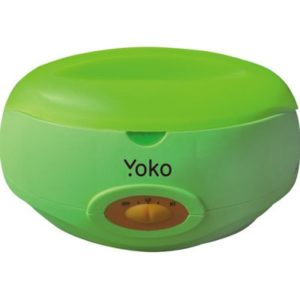 Ванна для парафинотерапии Yoko ZC 989G Объём 3000 мл. Макс. температура 70° С Мощность 180 Вт. Режим поддержания температуры.