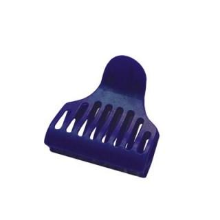 """Зажим """"краб"""" Erika ZS 017 Пластик,12 шт.уп. Длина 5,5 см."""